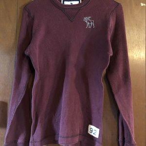 4 Abercombie LongSleeve Shirts